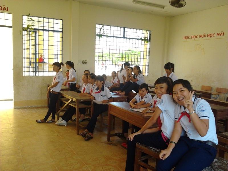 Chuẩn bị cho buổi ngoài giờ lên lớp 2012-014