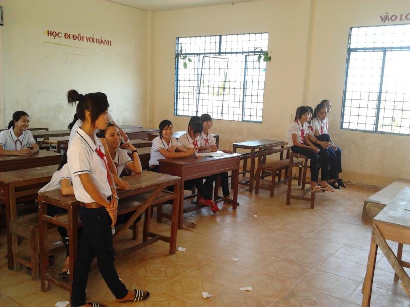 Chuẩn bị cho buổi ngoài giờ lên lớp 2012-017