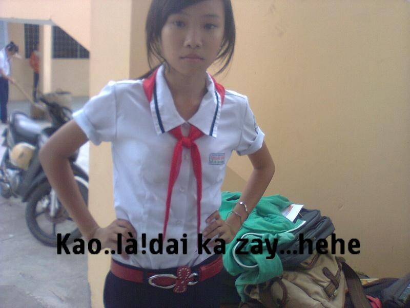 Ngày lao động lớp Hanh0320