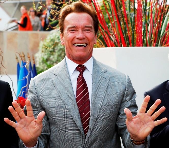 """""""Arnie"""" Schwarzenegger H-arno10"""