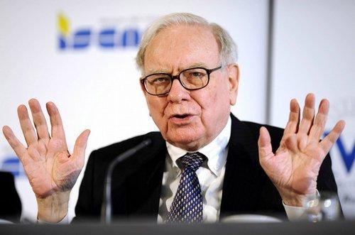 Warren Buffett - billionaire investor H-warr11
