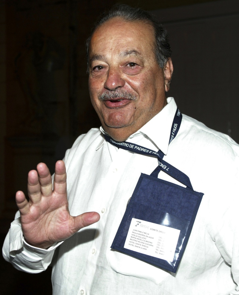 Carlos Slim Hand-s10
