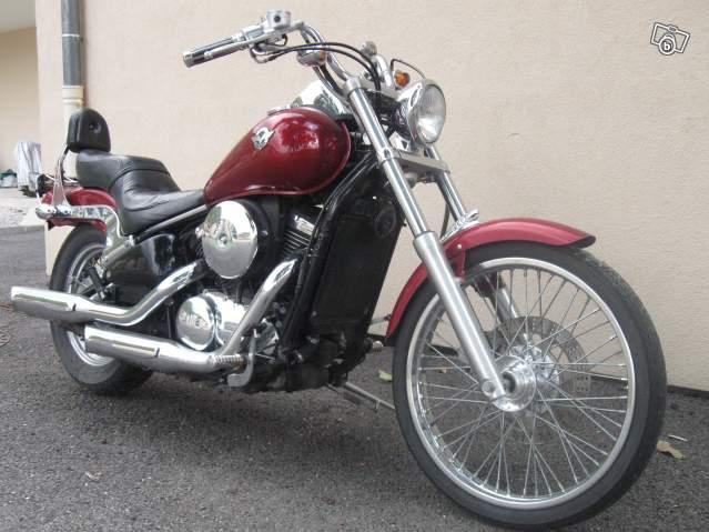 800 VN - Ma petite moto :D Vn110
