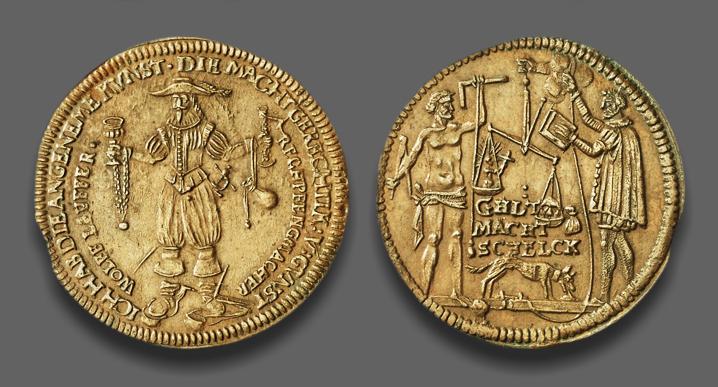 Médaille St-Michel non datée - XVIème ? 15423r11