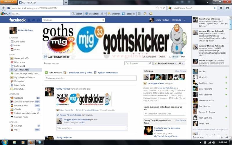 GRUP FACE BOOK >> GOTHSKICKER Goths310