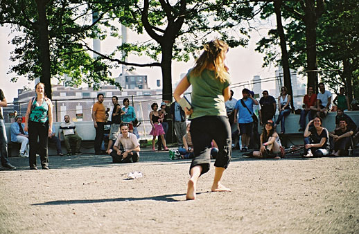 6/26/04 - NYC, East River Park  03-09110