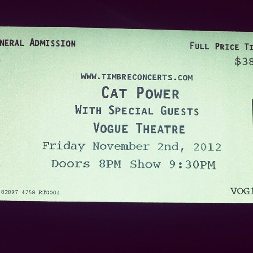 11/02/12 - Vancouver - Vogue Theatre 11-2-110