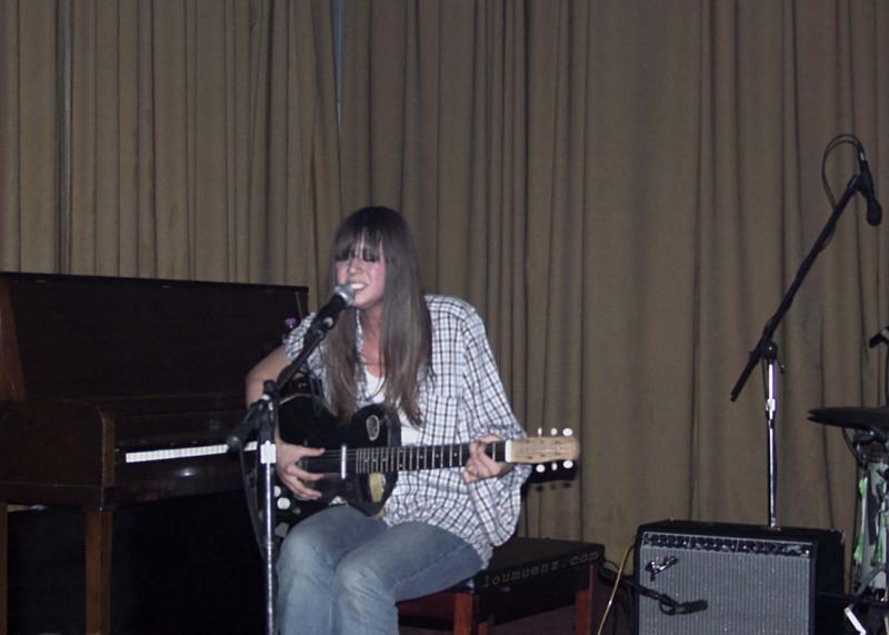 3/7/03 - Cleveland, OH, Beachland Ballroom 3-7-0312