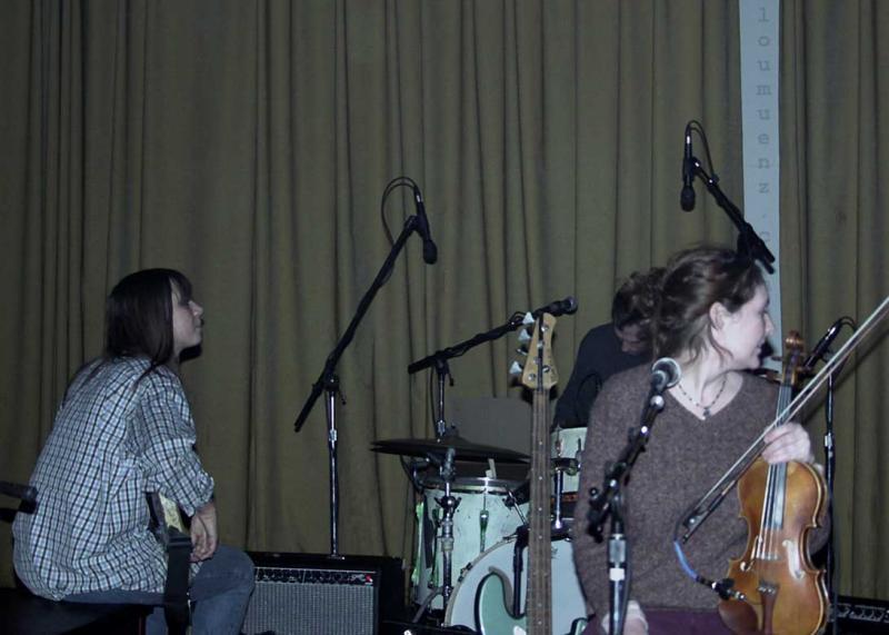 3/7/03 - Cleveland, OH, Beachland Ballroom 3-7-0314