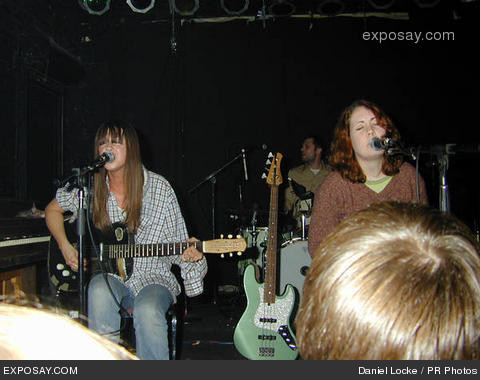 3/8/03 - Chicago, IL, Abbey Pub 3-8-0311