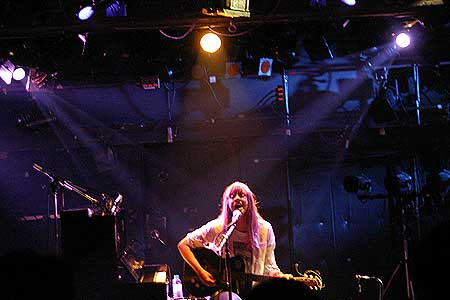 6/1/04 - Osaka, Japan, Shinsaibashi Club Quattro 6-1-0410