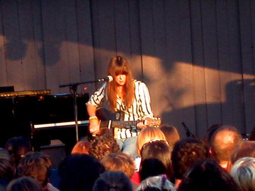 7/17/03 - NYC, Battery Park, Castle Clinton 7-17-010