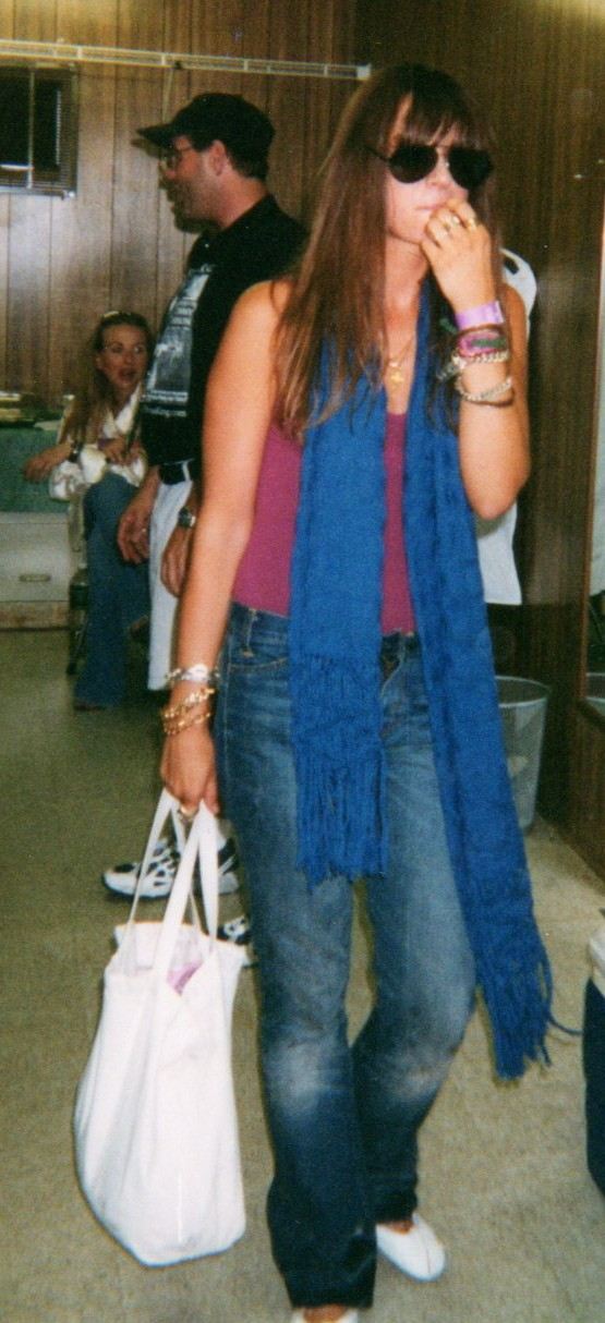 """7/27/03 - NYC, Central Park, Summer Stage, """"Salute To Janis"""" 7-xx-010"""