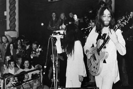The ladies of rock Yoko_o10