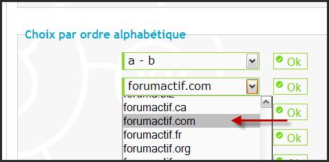 """Acquisition de l'extension """"forumactif"""" à l'étranger 25-05-10"""