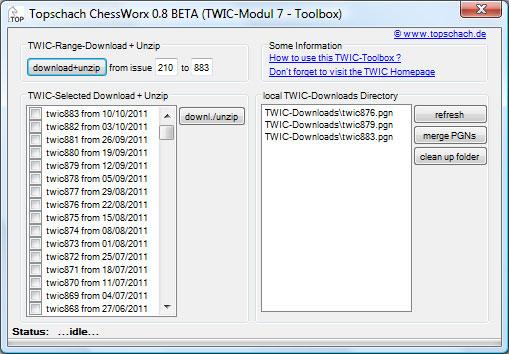 TWIC-Toolbox Twic-m10