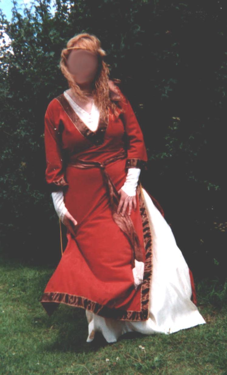 "[Histo] Ma tenue de paysanne et mes ""non-histos"" Robe_m11"
