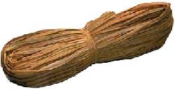 Rafia: naturale o sintetica Raffia10