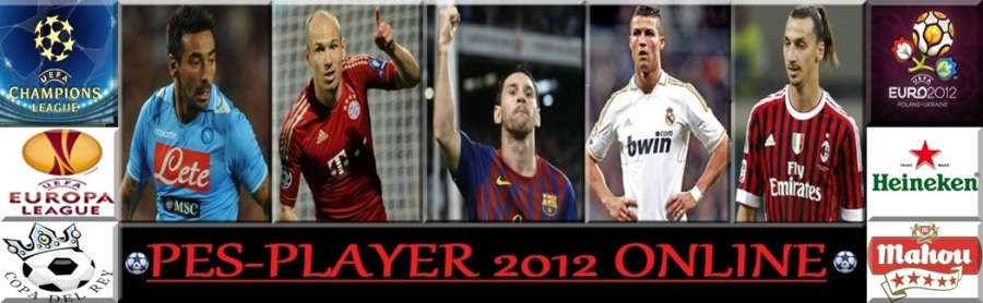 PES-PLAYER 2012 ONLINE