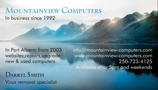 Mountainview Computers Vistap12