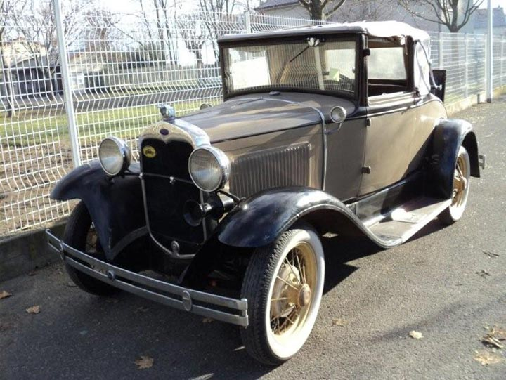 ford A 1930 Coupster Arton710