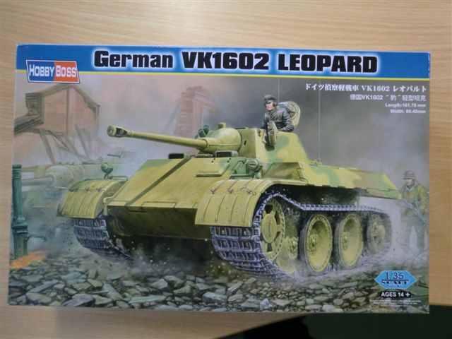 German VK1602 Leopard 38313111