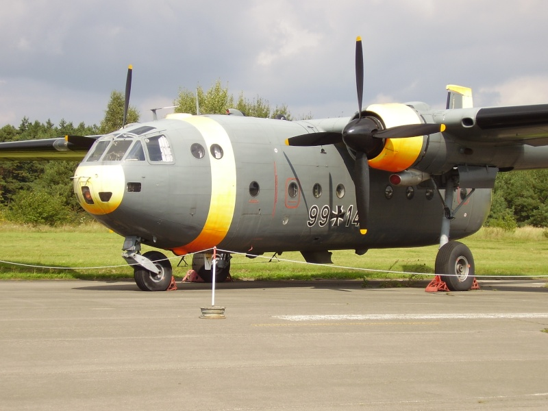 Nord 2501 Noratlas in 1:72 Airfor10