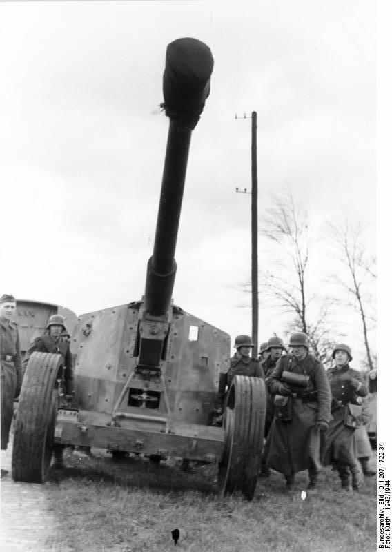 88 Pak 43 in 1:35 Bundes12