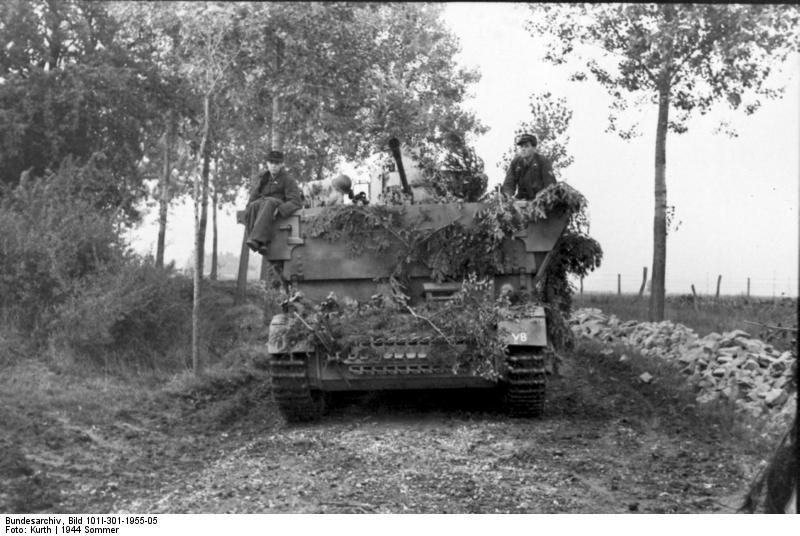 Sd.Kfz.161/3 3,7cm Flak Möbelwagen in 1:35 Bundes14