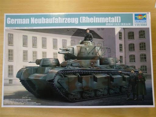 Neubaufahrzeug Rheinmetall Cimg1010