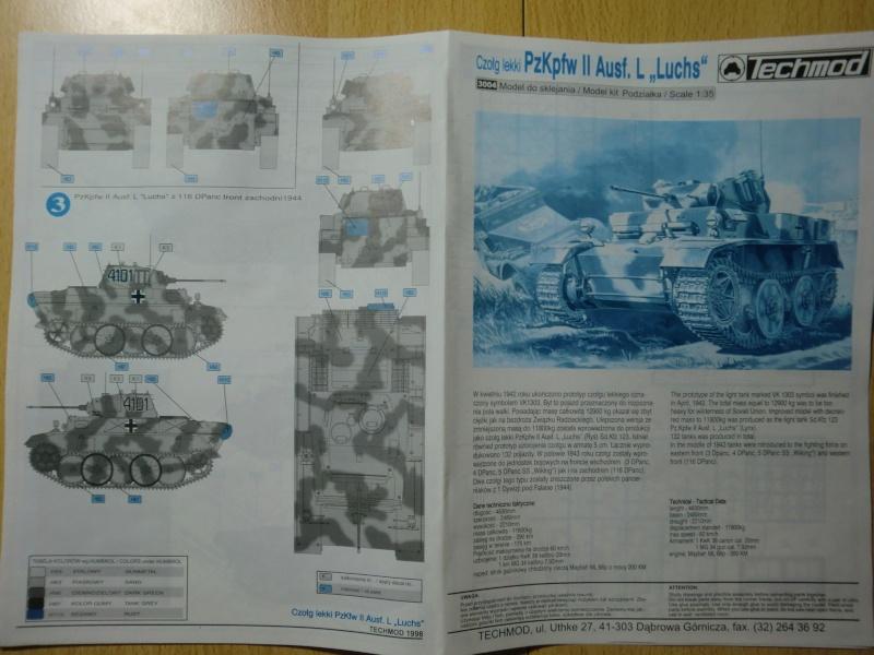 "PzKpfw. II Ausf. L ""Luchs"" Cimg2911"