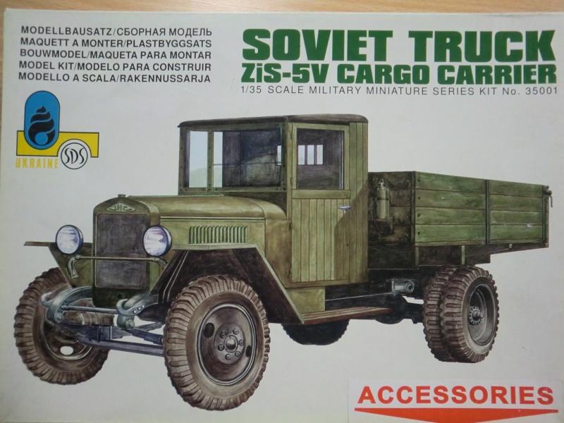 ZiS-5V Cargo Carrier Cimg2920