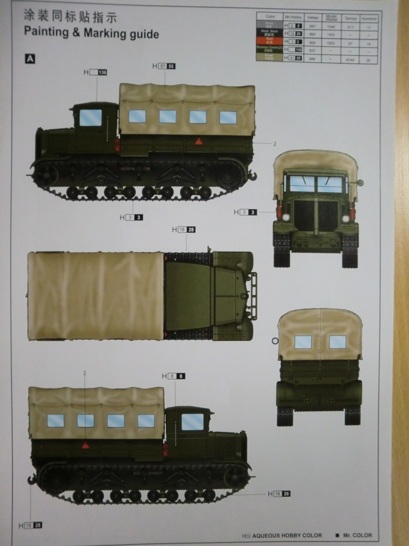 Russian Voroshilovets Tractor Cimg2957