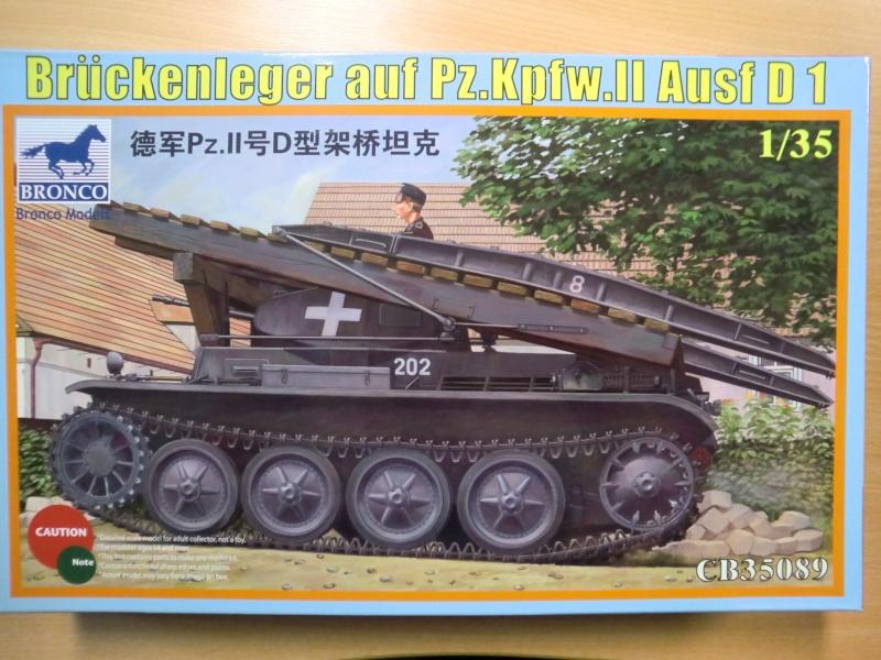 Brückenleger auf Panzer II Ausf.D Cimg2990
