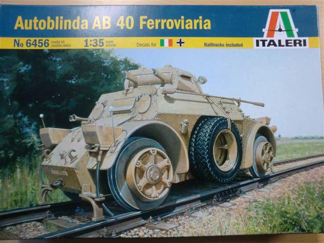 Autoblinda AB40 Cimg3075