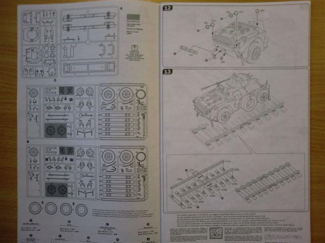 Autoblinda AB40 Cimg3078