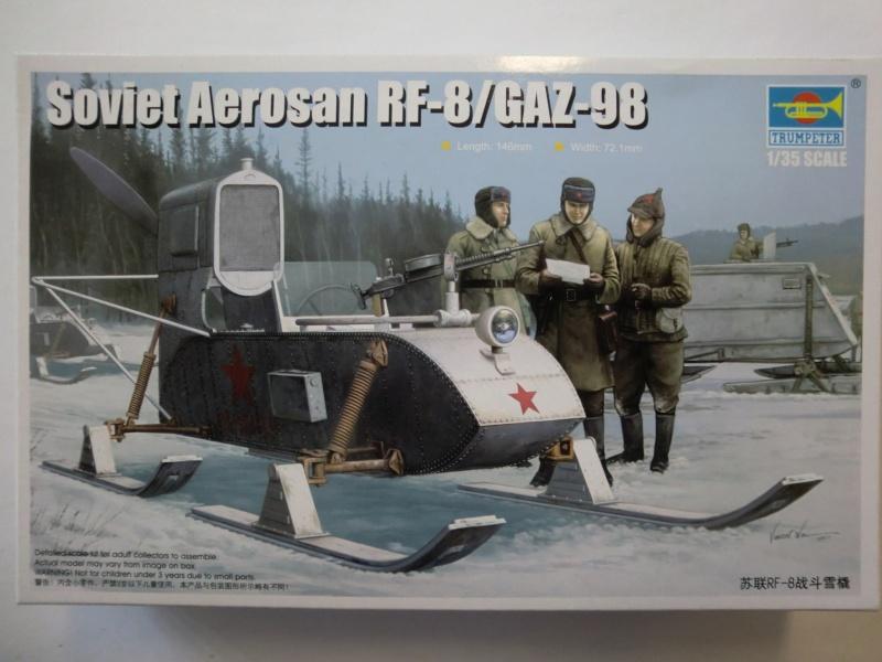 Soviet Aerosan RF-8/GAZ-98 Cimg3269