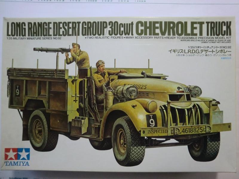 Long Range Desert Group/30cwt CHEVROLET Truck 1/35 Cimg3316