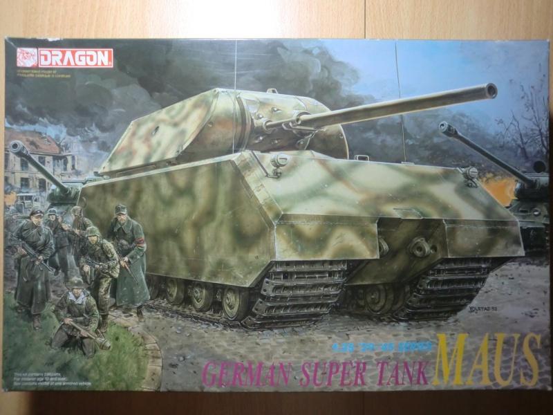Super Tank Maus in 1:35 Cimg3357