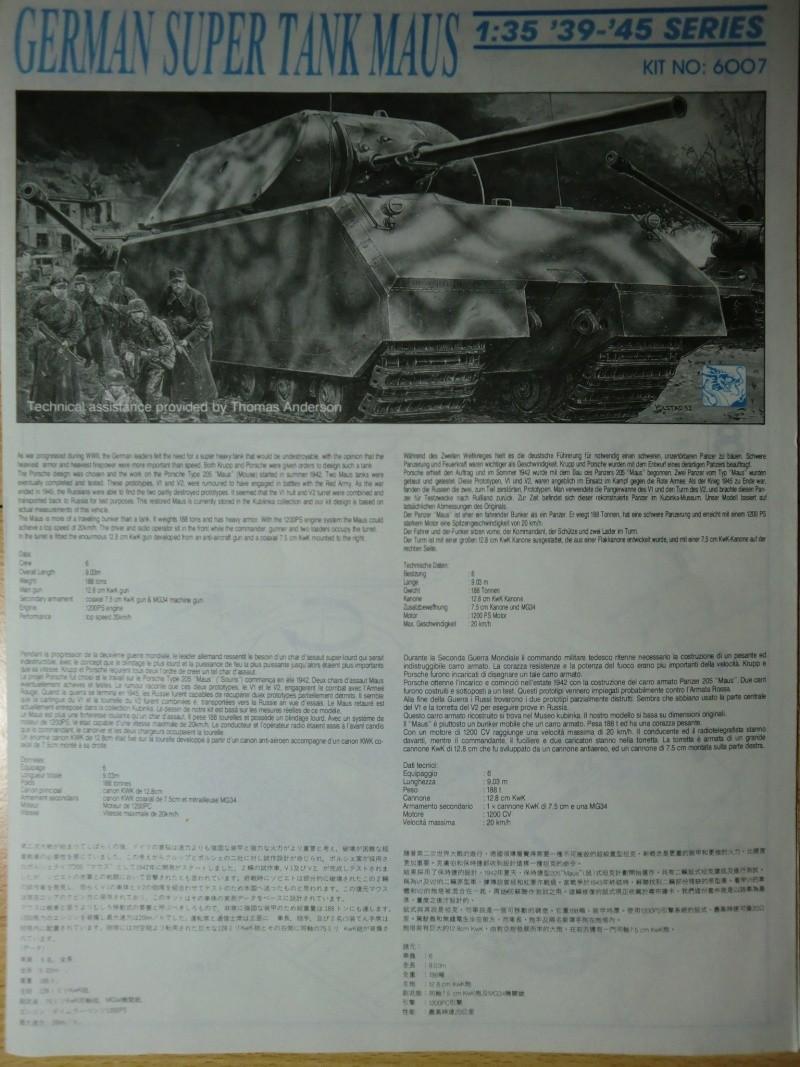 Super Tank Maus in 1:35 Cimg3360