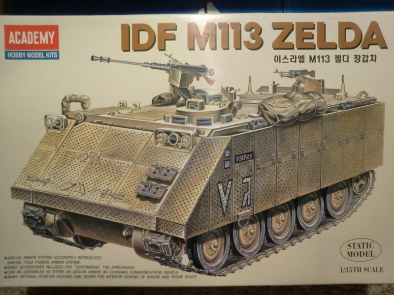 IDF M113 Zelda 1:35 Cimg3369