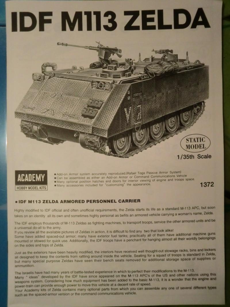 IDF M113 Zelda 1:35 Cimg3371