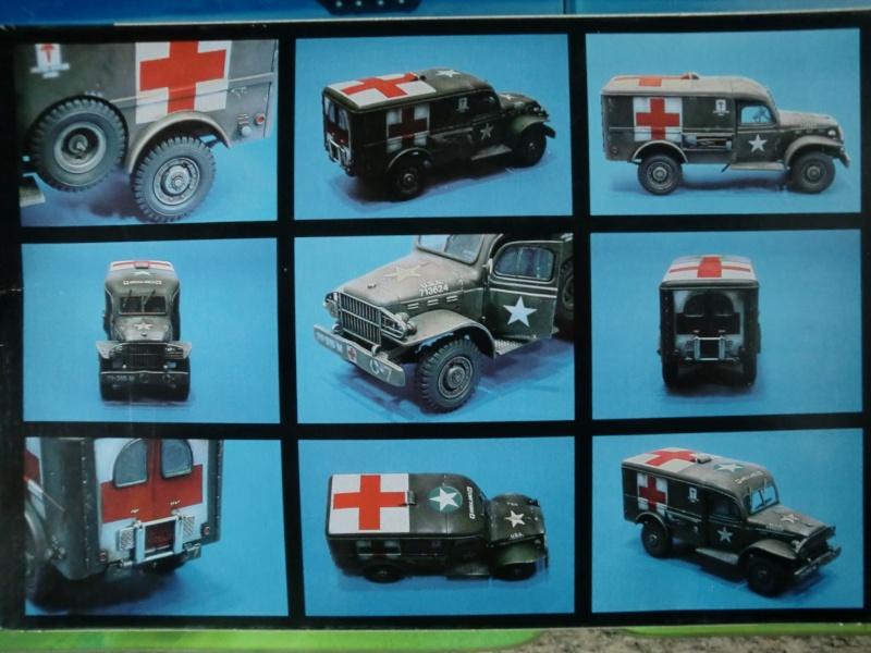 DODGE WC-54 Ambulance 1:35 Cimg3411