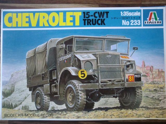 Chevrolet 15-CWT Truck in 1:35 Cimg3559