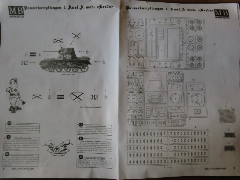 "Panzer I Ausf. A ""Breda"" in 1:35 Cimg3570"