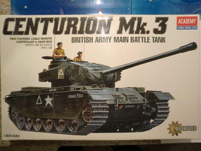 Centurion Mk.3 in 1:35 Cimg3654