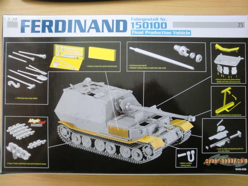 "Ferdinand ""Final Production Vehicle"" 1:35 Cimg3740"