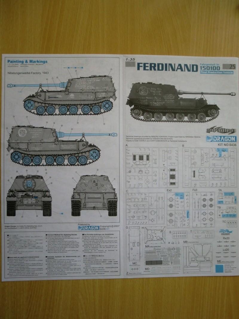 "Ferdinand ""Final Production Vehicle"" 1:35 Cimg3741"