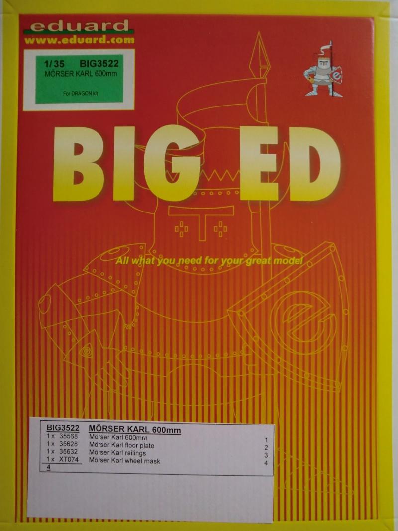 BIG ED für den Mörser Karl von Dragon in 1:35 Cimg3762