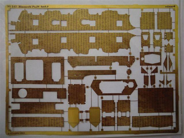 BIG ED Set für Panzer IV Ausf. J von Tamiya in 1:35 Cimg3784